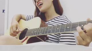 Hoa hồng dại - Binz Guitar cover | Sunhuyn