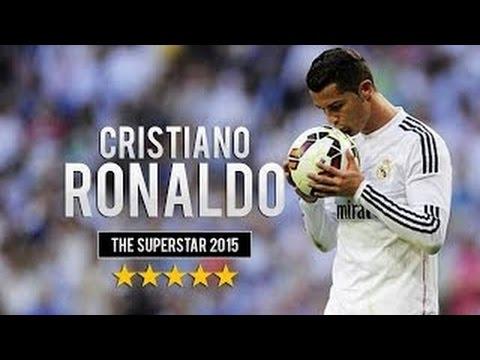 Cristiano Ronaldo  Waka Waka  feat Shakira  2015 HD