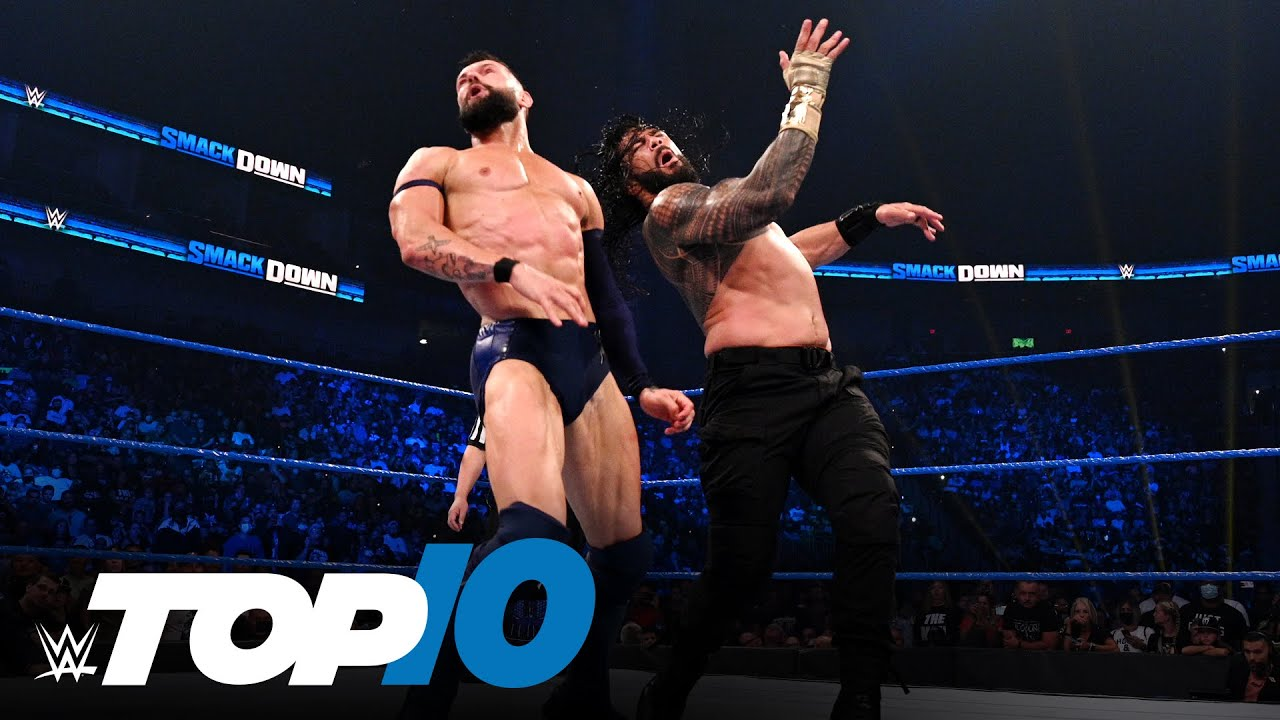 Download Top 10 Friday Night SmackDown moments: WWE Top 10, Sept. 3, 2021