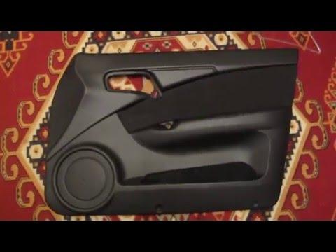 Смотреть онлайн Отчет о покупке решетки радиатора и обивки дверей на ВАЗ 2110 в интернет-магазине