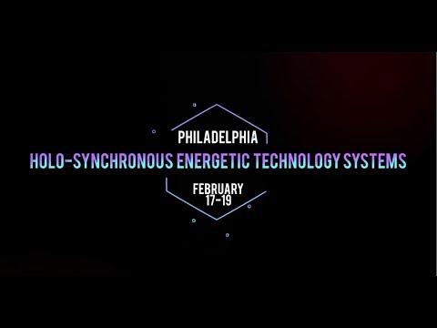 Philadelphia February 17-19, 2018 Holo-SETS Seminar