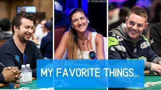 What is Your Favorite Part of the World Series of Poker?