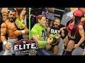 WWE ELITE ANDRADE & ELITE 71 JOHN CENA/NIKKI BELLA FIGURE REVIEW!