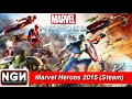 Marvel Heroes 2015 - เหล่าฮีโร่แห่งมาร์เวล (PC/Steam)