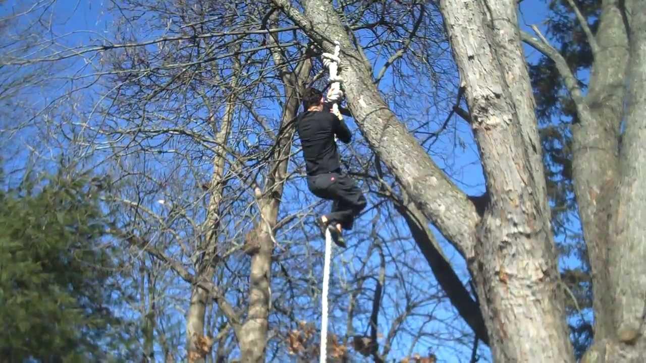 Merveilleux Backyard Rope Climbing