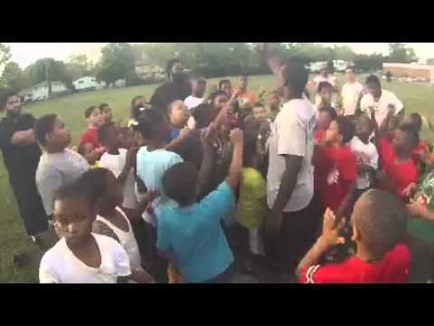GoPro: Columbus Bobcats football club