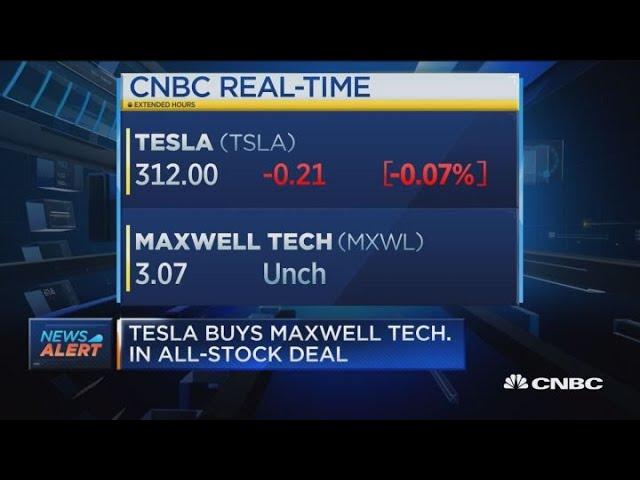 Tesla Cheats with New Battery Supplier, Panasonic Forecast