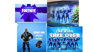 Fortnite News NHL Skins,Ice Bunker, New Bundle Pack