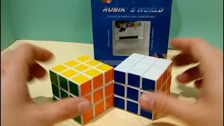 Rubik's Cube Кубик Рубика