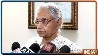 Unacceptable remark: Sheila Dikshit on Azam Khan's statement on Jaya Prada