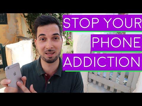 Phone Addiction | Social Media Addiction | How To Stop Phone Addiction