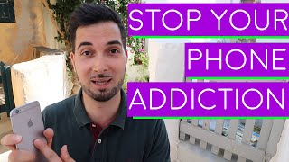 Phone Addiction | Social Media Addiction | How To Stop Phone Addiction
