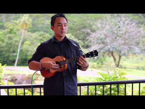 Kris Fuchigami - O Holy Night (HiSessions.com Acoustic Live!)