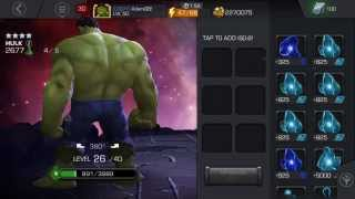 Marvel Contest of Champions: Ranking Up