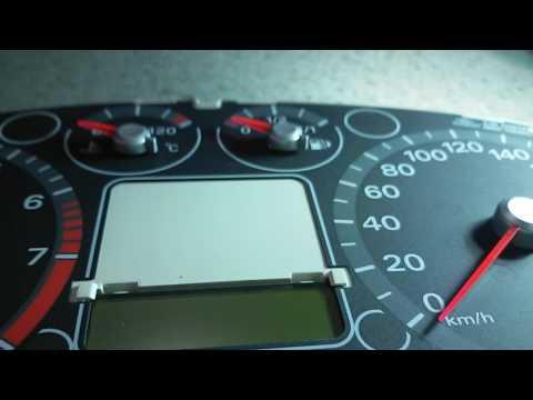 Как выставить стрелки на приборной панели форд фокус 2