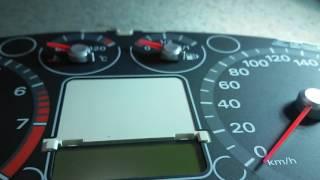 Focus 2 ремонт щитка приборов !