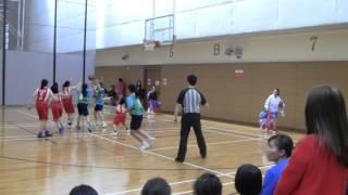2016 2  29 小學女子 漢華 vs 港島啟基  8
