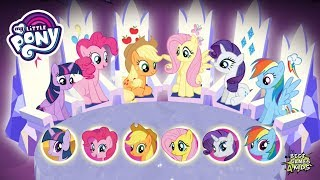 My Little Pony: Harmony Quest #96 | Save the Tree of Harmony in EQUESTRIA! By Budge