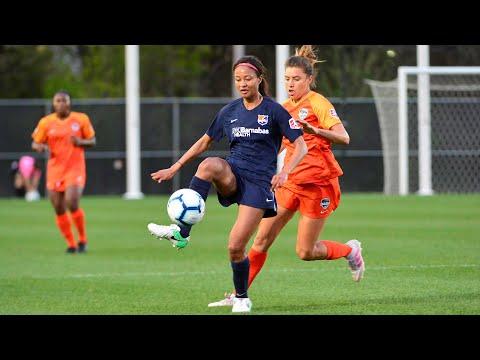 Highlights: Sky Blue FC Vs. Houston Dash | April 20, 2019
