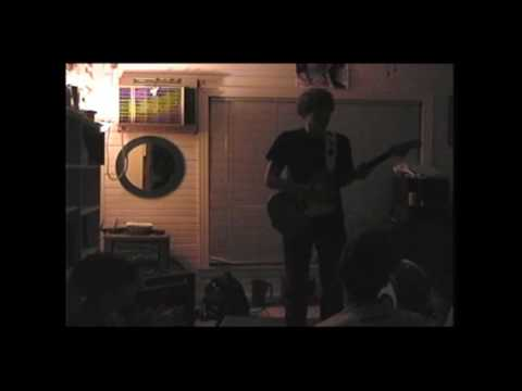 2005 Deer Tick solo set at house show.