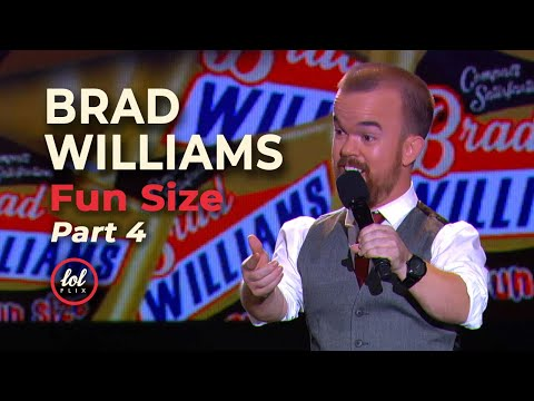 Brad Williams Fun Size • Part 4  | LOLflix