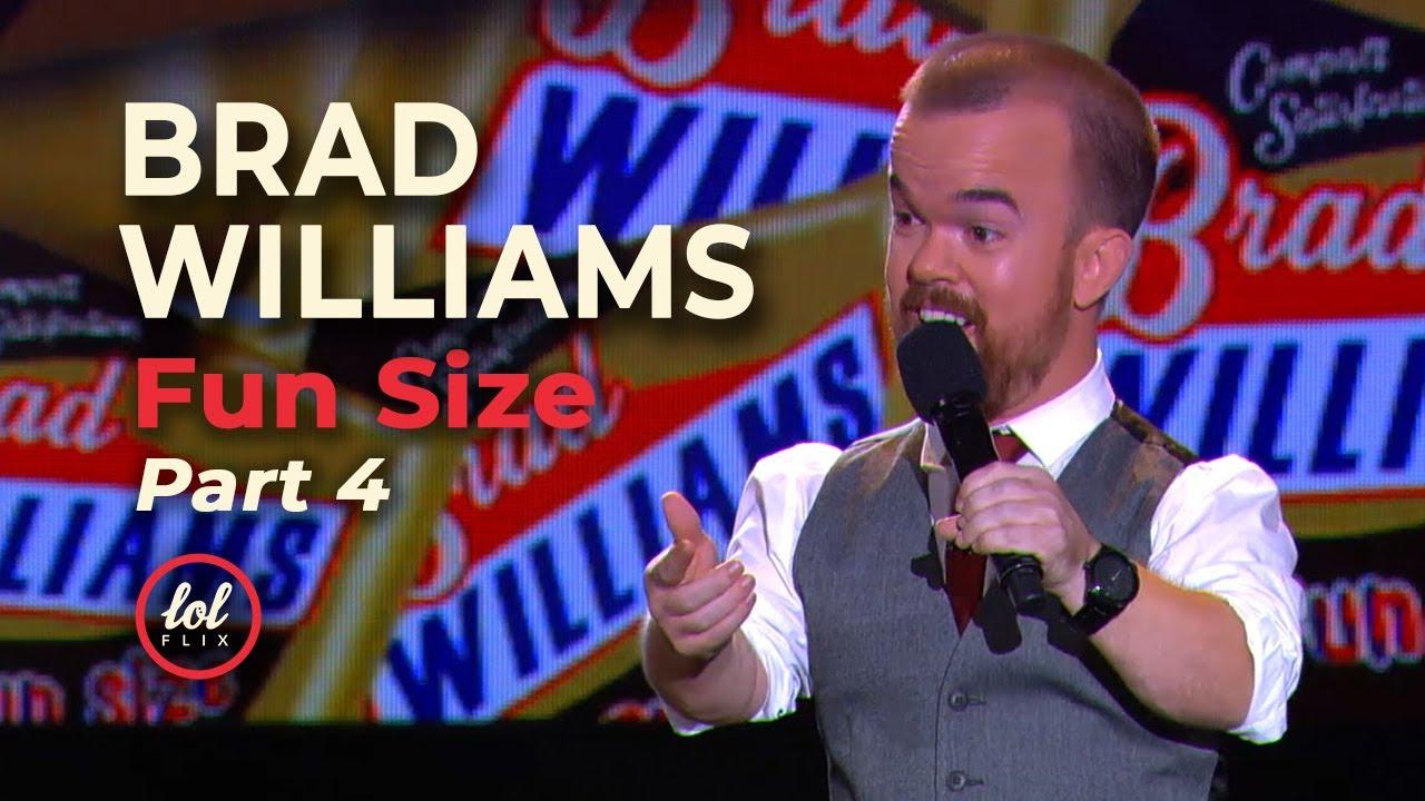 Download Brad Williams Fun Size • Part 4  LOLflix