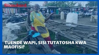 Mitumba traders in Nakuru lament over the ban of mitumba clothes