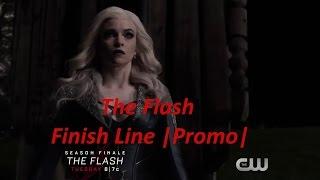 Флэш/The Flash 3 сезон 23 серия финал | Finish Line | Promo
