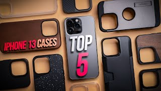 Top 5 iPhone 13/13 Pro Cases - Available Now!