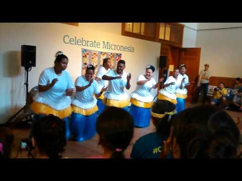 Palauan partner dance