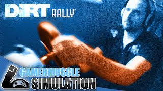 DIRT RALLY - New FFB New Game !