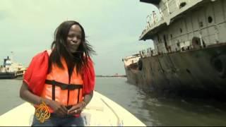 Nigerias rusting shipwreck problem