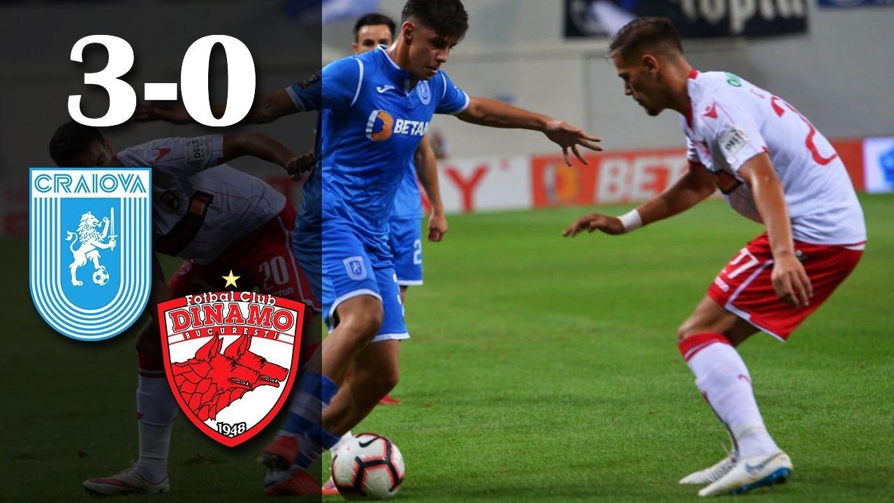 Dinamo - Craiova 1-1 (3-1p) - YouTube   Dinamo Craiova