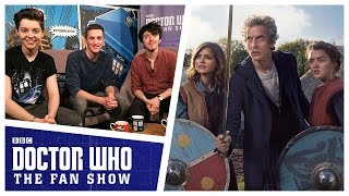 The Girl Who Died Reactions - Doctor Who: The Fan Show