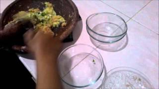 Resep Masakan Perkedel Ayam
