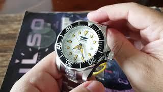 29be03e0a9e ANÁLISE COMPLETA Invicta Grand Diver 10640 AUTOMÁTICO