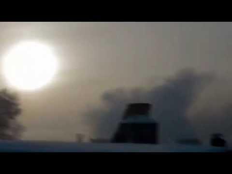 Сигаробразный НЛО Видео