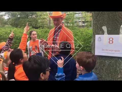 Koningsspelen 2017 Prinses Amaliaschool