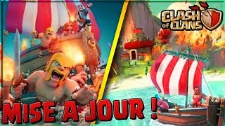 CLASH OF CLANS MISE À JOUR DE HALLOWEEN