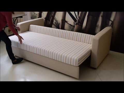 Καναπές κρεβάτι Άρνα