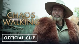 <b>Chaos Walking</b> - Official Exclusive Clip (Tom Holland, Mads ...