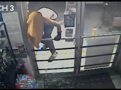 Best of Smash and Grab Burglary | Campbell Window Film
