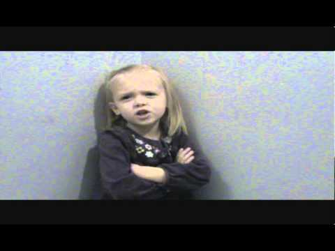 Child Actor Colbi age 5 Audition