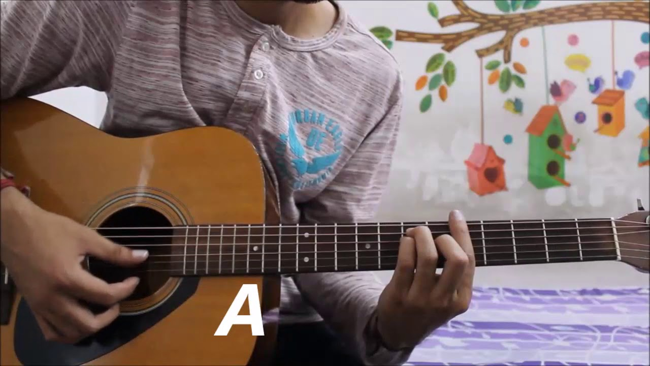 Koi vi nahi shirley setia gurnazar hindi guitar for Koi vi nahi