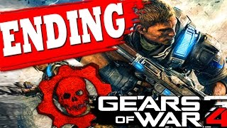 gears of war 4 ending walkthrough part 16 act 5 chapter release final boss battle