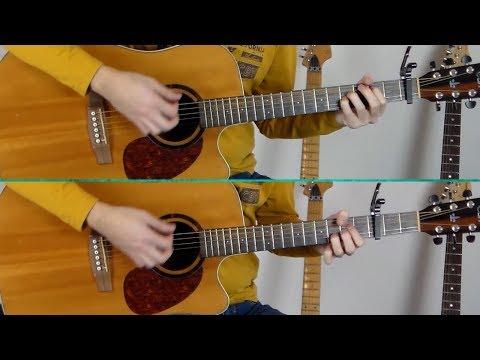 Tom Petty - Free Fallin' - Acoustic Version (Guitar Tutorial)