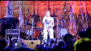 Wyne Su Khine  Thein :Live Show Myanmar  New Song 2015