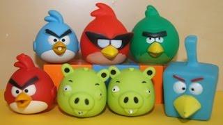 Angry Birds катаются на машинке, злые птички играют. Мультики для детей(Свинки катаются на машинке, злые птички тоже пытаются к ним присоединится, но на всех не хватает места. Тогд..., 2015-08-16T05:56:10.000Z)