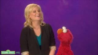 Sesame Street: Amy Poehler-Laughing