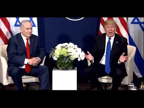 Netanyahu -Trump meeting in Davos, what they discussing?